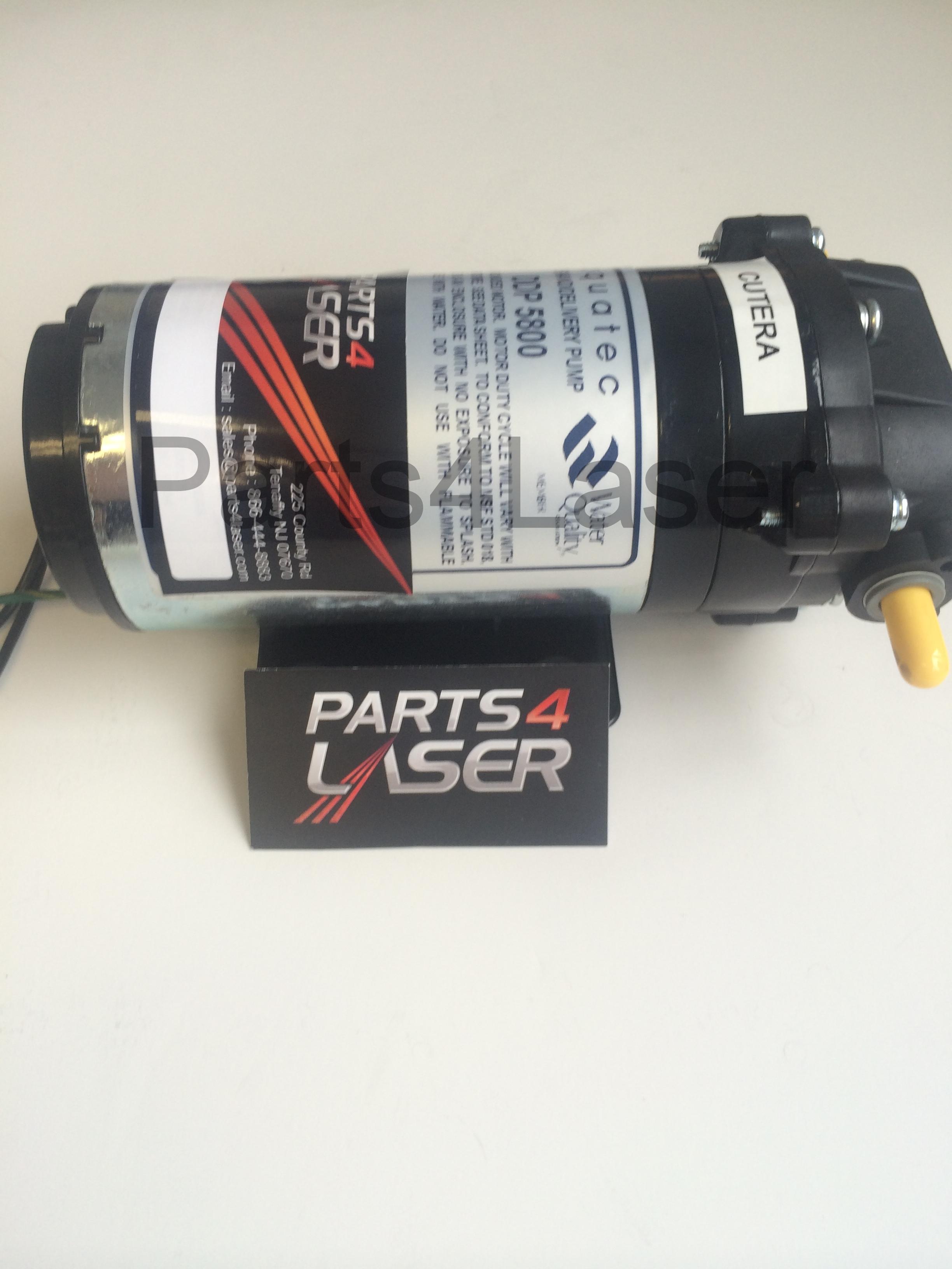 Cutera Xeo Water Pump Laser Tech