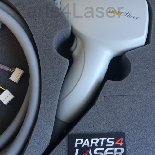Lumenis Lightsheer 12X12 Handpiece