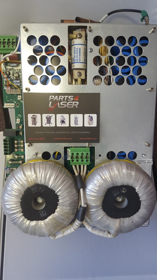 Cutera Coolglide High Voltage Power Supply Hvps Laser Tech