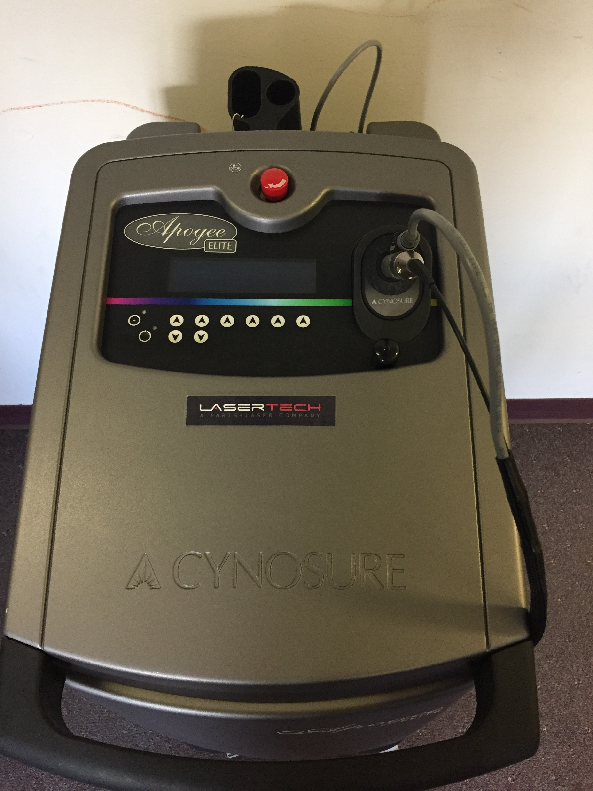 Cynosure Apogee Elite Laser Machine Sale Laser Tech